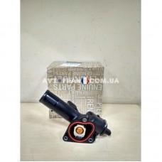 110605536R Корпус термостата (термостат) 1.5 DCI Renault Dokker (2013-...) Оригинал