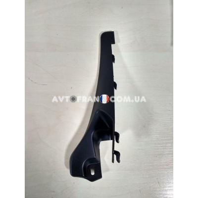 668224513R Накладка петли капота левая Renault Dokker, Renault Lodgy (2013-...) Оригинал