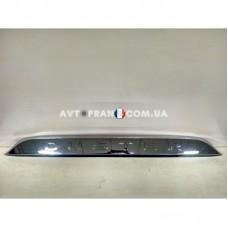 848106803R Молдинг (накладка) хром крышки багажника (под камеру) Renault Duster 2 (2018-...) Оригинал