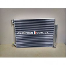 921006454R Радиатор кондиционера Renault Duster (2015-2017) Оригинал