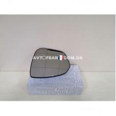 963664733R Зеркало левое (вкладыш) Renault Duster 2 (2018-...) Оригинал