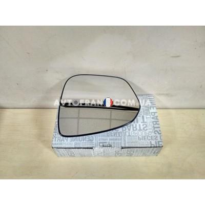 963666560R Зеркало левое вкладыш Renault Duster 2 (2018-2019) Оригинал