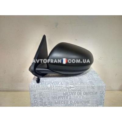 963023958R Зеркало левое электрическое Renault Duster 2 (2018-...) Оригинал
