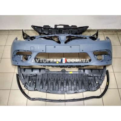 620104894S, 620109606S Бампер передний Renault Fluence (2013-2016) Оригинал