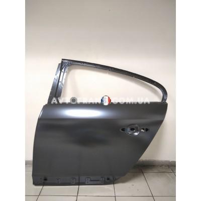 821011173R Дверь задняя левая Renault Fluence (2009-2016) Оригинал
