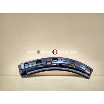 631592688R Кронштейн бампера передний левый Renault Fluence (2013-2016) Оригинал