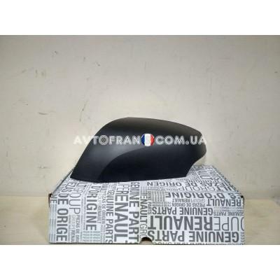 963730063R Накладка зеркала левая (черная) Renault Megane 3, Renault Fluence Оригинал