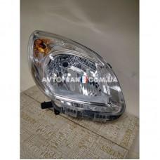 260109958R Фара правая Renault Kangoo 2 (2014-2017) Оригинал