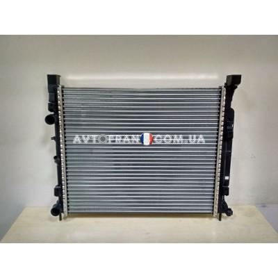 8200455801 Радиатор охлаждения Renault Kangoo 2 (2008-2017) Оригинал