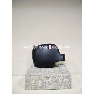 7701068842 Накладка зеркала правая (черная) Renault Kangoo 2 (2008-2013) Оригинал
