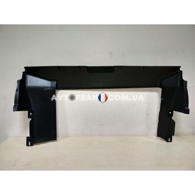 214769698R Дефлектор радиатора Renault Duster (2010-2014) Оригинал