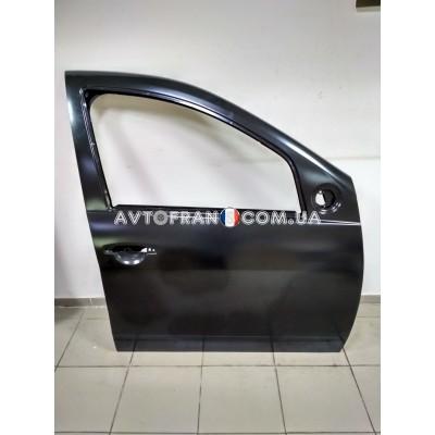 801007358R Дверь передняя правая Renault Sandero (2008-2012) Оригинал