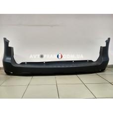 Бампер задний Renault Dokker Оригинал 850226654R