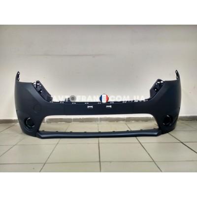 Бампер передний без ПТФ Renault Lodgy Оригинал 620222633R