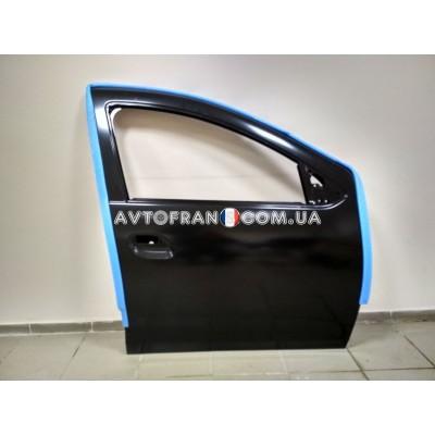 801008681R Дверь передняя правая Renault Logan 2 (2013-...) Оригинал