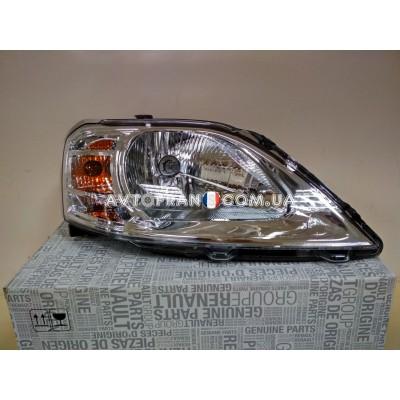 8200744754 Фара правая Dacia Logan (2008-2012) Оригинал