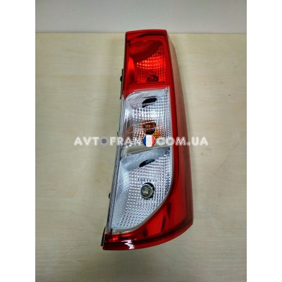 265509604R Фонарь задний правый Renault Dokker (2013-...) Оригинал