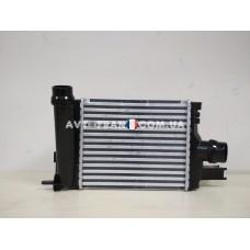 Радиатор интеркулера Renault Dokker, Renault Lodgy Оригинал 144963014R