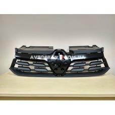 623106214R Решетка радиатора верхняя Renault Logan 2 MCV Stepway (2017-...) Оригинал