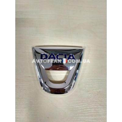 Логотип (Значок) Dacia задний Dacia Sandero 2 Оригинал 908894079R