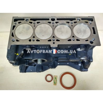 6001549035 Блок цилиндров 1.4 8V K7J Renault Logan (2009-2012) Оригинал