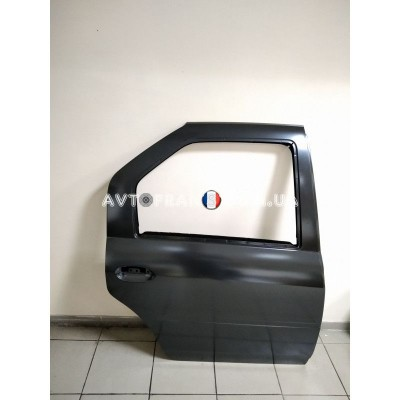 821002232R Дверь задняя правая (без молдинга) Renault Logan (2009-2012) Оригинал