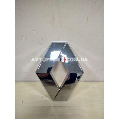 8200115114 Логотип (значок, монограмма) Renault передний Renault Sandero (2009-2012) Оригинал