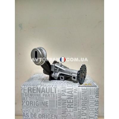 150100934R Насос масляный Renault 1.4, 1.6 8V Оригинал