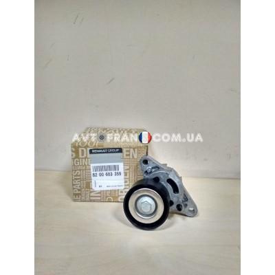 8200603359 Натяжитель ремня генератора 1.4 8V, 1.6 8V (+AC) Renault Оригинал