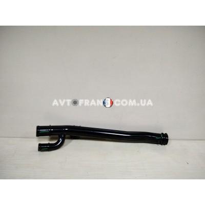 7700869985 Труба подводящая помпы (саксофон) 1.4 8V, 1.6 8V Renault Оригинал