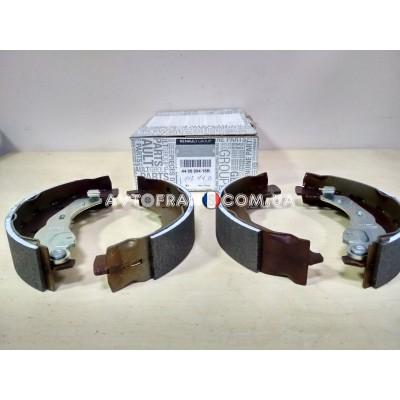 440609415R Колодки тормозные задние Renault Symbol (2009-2013) Оригинал