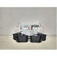 440605839R Колодки тормозные задние Renault Megane 3, Renault Fluence (2009-2016) Оригинал