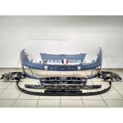 620108876S Бампер передний Renault Megane 3 (2012-2014) (комплект) Оригинал
