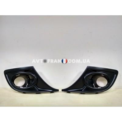 620726996R Накладки противотуманных фар Renault Megane 3 (2012-2013) Оригинал