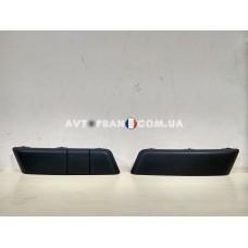 Накладки бампера переднего Renault Megane 3 (2009-2012) Оригинал 626609694R