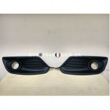 261520438R Накладки противотуманных фар Renault Megane 3 (2013-2016) Оригинал