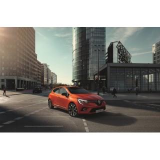 Renault показала внешность Clio пятого поколения