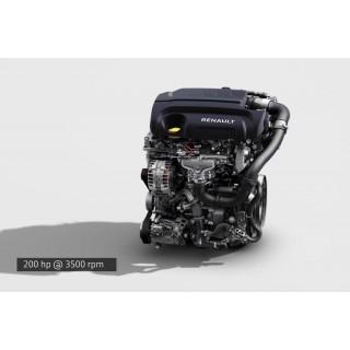 Renault предоставила новый 2-литровый дизель dCi 200
