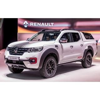 Бренд Renault показал пикап Alaskan Ice Edition