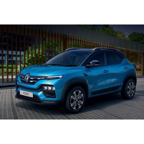 Новый кроссовер Renault Kiger уже в продаже