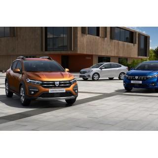 Dacia показала дизайн нового Logan