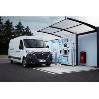 Новый Renault Master ZE Hydrogen выйдет в 2020
