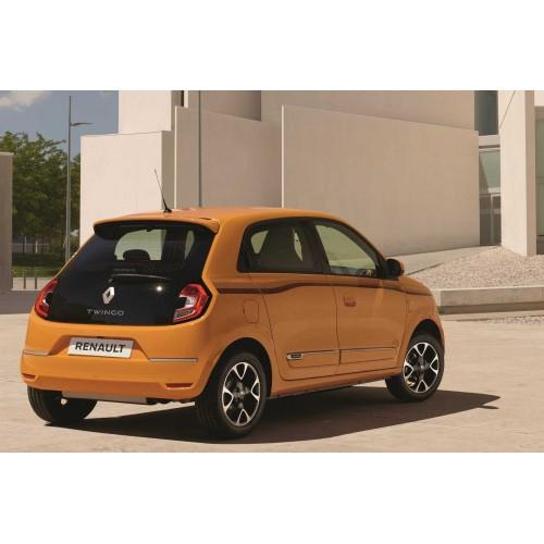 В 2020 году начнутся продажи Renault Twingo Z.E.