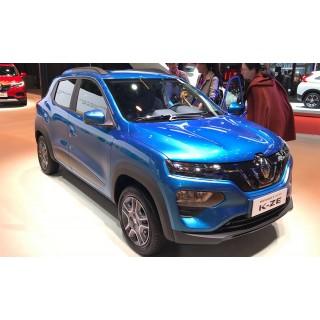 Новый бюджетный электрический хэтчбек Renault City K-ZE
