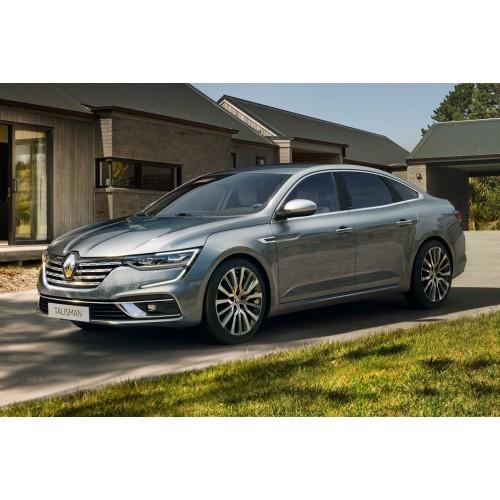 Компания Renault обновила Talisman