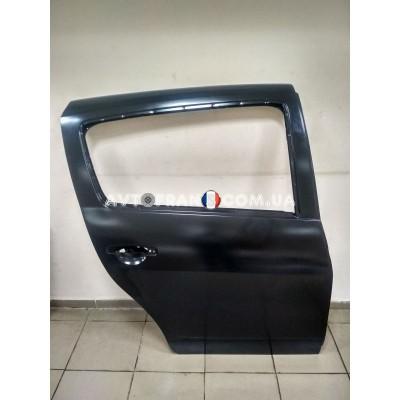 821008795R Дверь задняя правая (без молдинга) Renault Sandero (2009-2012) Оригинал
