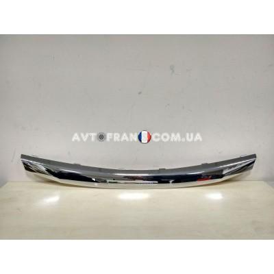 8200763573 Накладка решетки радиатора хром Renault Sandero (2008-2012) Оригинал