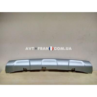 620729344R Накладка бампера переднего нижняя (губа) Renault Sandero 2 Stepway (2017-...) Оригинал