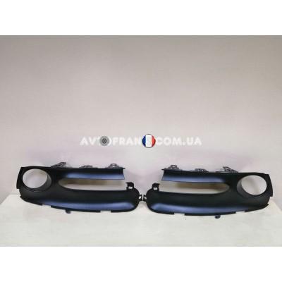 261528871R Накладки противотуманных фар (под ДХО) Renault Scenic 3 (2013-2016) Оригинал