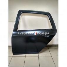 821018475R, 7751478645 Дверь задняя левая Renault Symbol (2009-2013) Оригинал